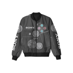 Campera Bomber Joystick Sony Playstations