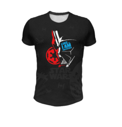 Remera Star Wars Luke I am you fader