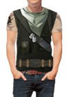 Remera Fortnite Traje mod 6