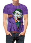 Remera Joker Comics Mod 2 en internet