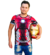 Remera Iron Man - Modelo Armadura X5 - Full Print en internet
