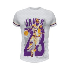 Remera Lakers LeBron James - comprar online