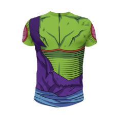 Remera Piccolo, traje roto Dragon Ball (copia) - comprar online