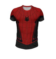 Remera Spider Man Far From Home (hombre Araña) en internet