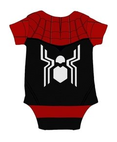 Body Bebe Spider man From Home en internet