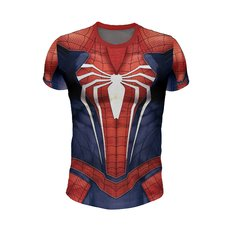 Remera Spider Man Ps4 Gamer (hombre Araña) en internet