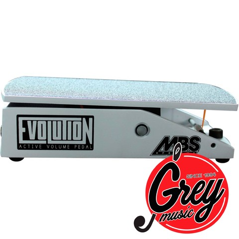 Pedal MBS Evolution de volumen activo