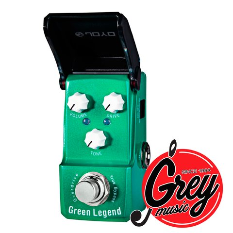Pedal Joyo Ironman GREEN LEGEND Overdrive JF319