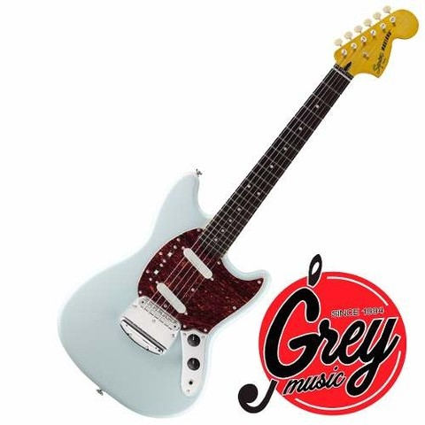 Guitarra Squier Mustang Vintage Modified Rwn Sonic Blue