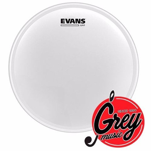 Parche Evans U.s.a B14uv1 14  G1 Coated Uv1 - Grey Music -