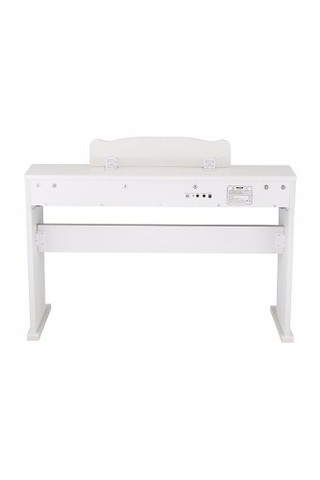 Piano Con Mueble Ringway Artesia - Niños - Blanco -fun1wh on internet