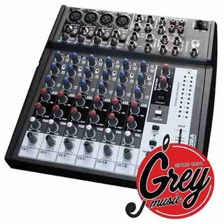 Consola Mixer Moon Mc802a De 8 Canales - Grey Music