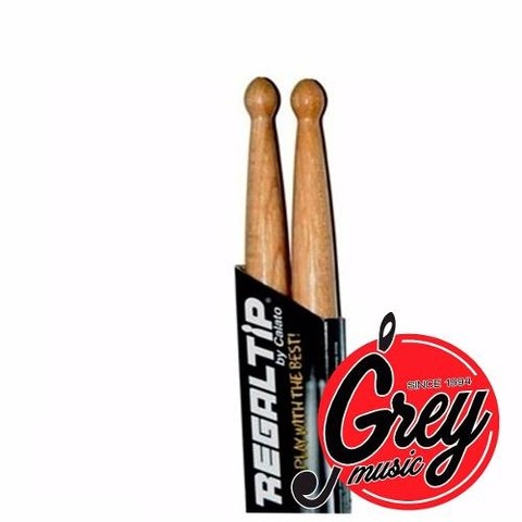 Palillos Bateria Regal Tip 5bw (madera) - Grey Music