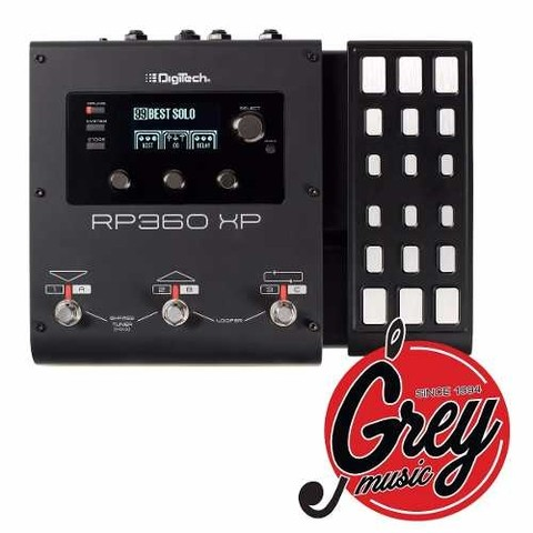Digitech Rp360xp Pedalera Multiefecto Guitarra Usb Interface
