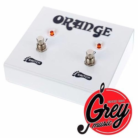 Pedal Orange Fs2 Footswitch - Grey Music -