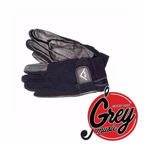 Vater Vdgl Vdgm Guantes Para Baterìstas Large/medium - Grey Music