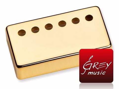 Repuesto Seymour Duncan Hb Cover Gold P/ Mic Tipo Humbucker