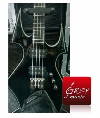 Bajo Electrico Bc Rich Trace Heavey Rock - Grey Music - buy online