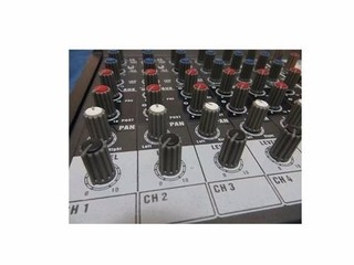 Consola Mixer Moon Mc802a De 8 Canales - Grey Music - buy online