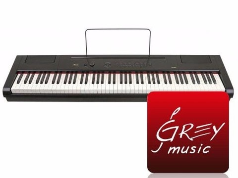 Piano Digital Artesia Pa88h 88 Teclas 16 Voces Reverb Usb