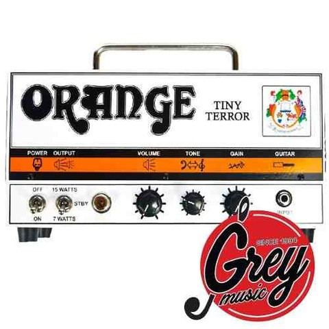 Cabezal De Guitarra Orange Tt15h Tiny Terror 15w Valvular