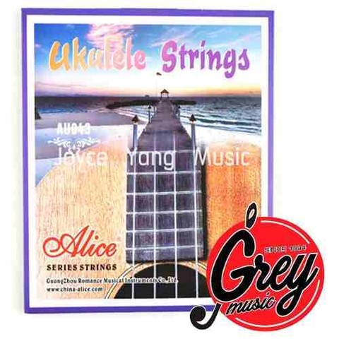 Encordado Alice Au043 Para Ukelele - Grey Music -