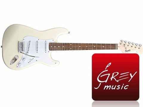 Guitarra Squier Stratocaster Bullet Artic White 031-0001-580