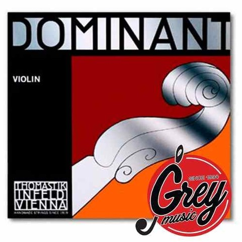 Set Encordado De Violin Thomastik Dominant - Grey Music -