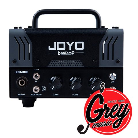 Cabezal Joyo Mini Valvular para guitarra 20w Zombie Bantamp mini tube amp