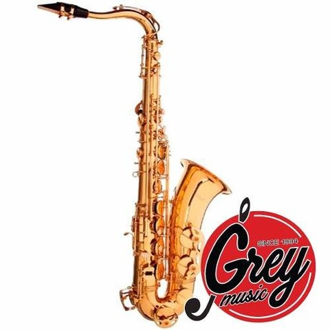 Saxo Tenor Stagg Wsts 215s Con Estuche - Grey Music -