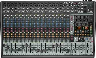 Consola Behringer Sx2442fx-24ch-fx-eq-subs-inserts-mixer - buy online