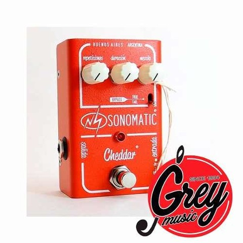 Pedal Sonobox / Sonomatic Cheddar Delay