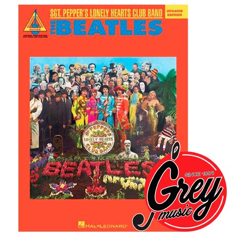 Libro Hal Leonard HL00694863The Beatles: Sgt Peppers´s Lonely Hearts Club Band