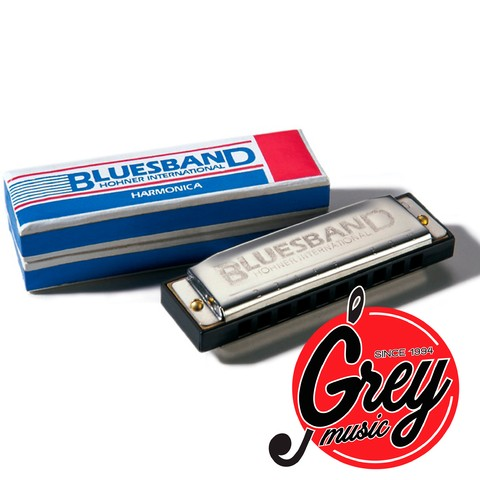 Hohner Blues Band Armónica Blues Band en DO C