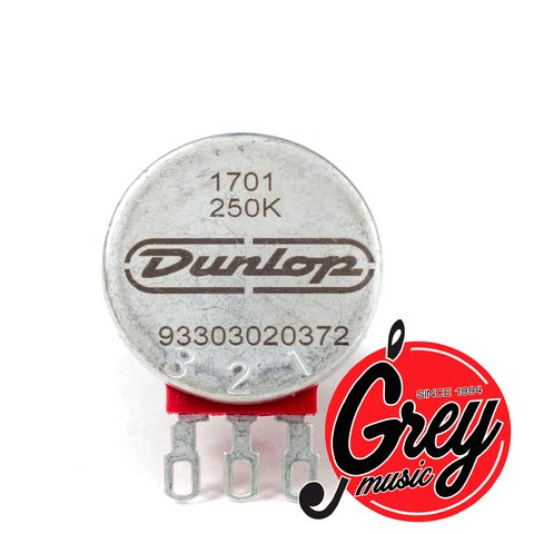 JIM DUNLOP DSP-250K 250K SUPER POT SPLIT SHAFT