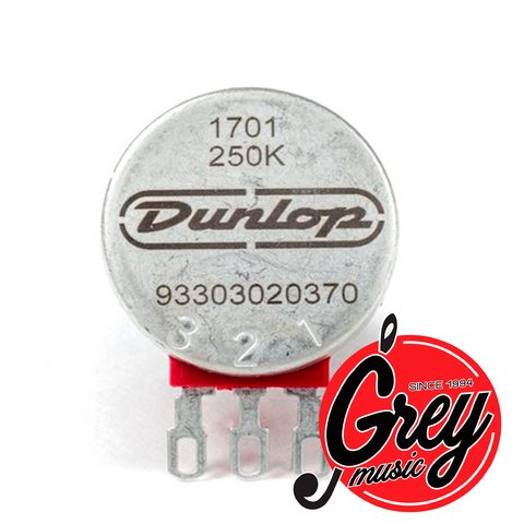 JIM DUNLOP  DSP-250S  250K SUPER POT SOLID SHAFT