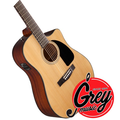 Guitarra electro acústica Fender 0961536206 CD60CE NAT