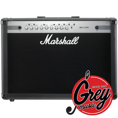 Amplificador P/guitarra Marshall Mg102 Cfx 100w 2x 12 Efects