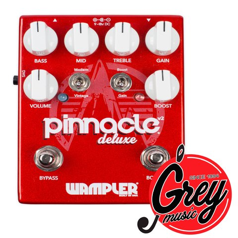 Pedal Wampler Pinnacle Deluxe V2 Distorsion
