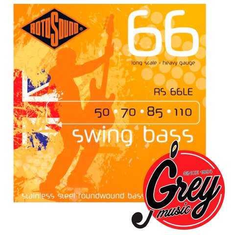 Rotosound RS66Le Swing Bass para bajo 050-110