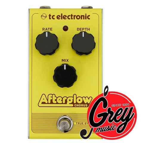Pedal Tc Electronics AfterGlow Chorus Analog