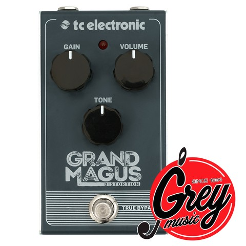 Pedal Tc Electronics Grand Magus Distorsion Tube