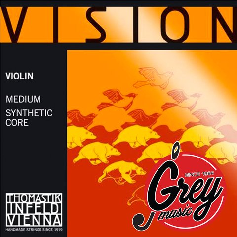 Encordado De Violin Thomastik Vision - 4/4 3/4 1/2 en internet