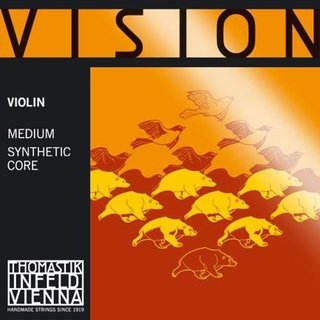 Encordado De Violin Thomastik Vision - 4/4 3/4 1/2 - GreyMusic