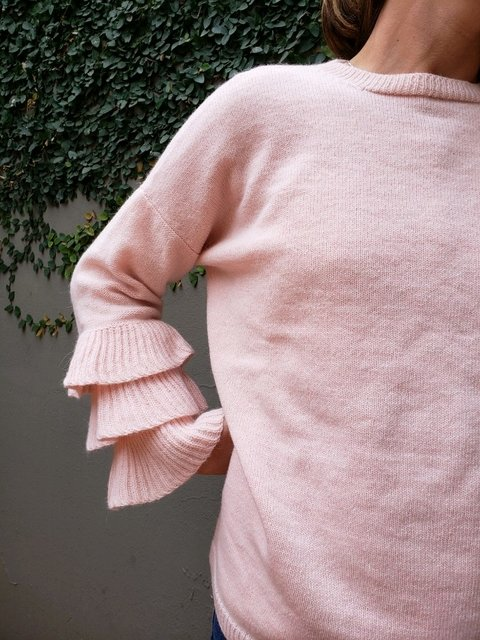 Sweater Ruffle