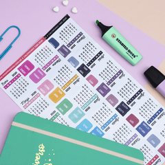Stickers Calendario 2020 TABS - comprar online