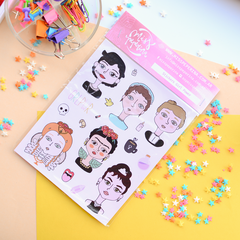 Stickers Girl Power - Miss Peperina