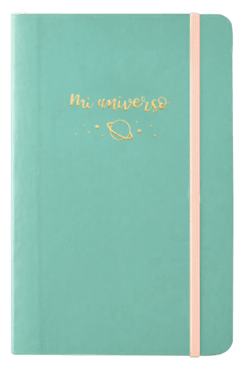 Journal Mi Universo Aqua - Miss Peperina