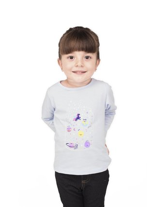 Remera Space Unicorn