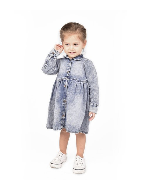 Vestido Denim Dinos en internet